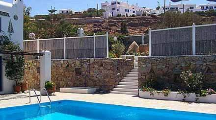 Villa 1401 in Greece Main Image