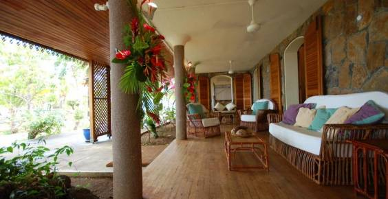Villa Ilot Malais in Mauritius Main Image