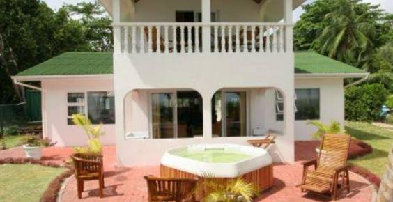 Ocean Villa Adam in Seychelles Main Image