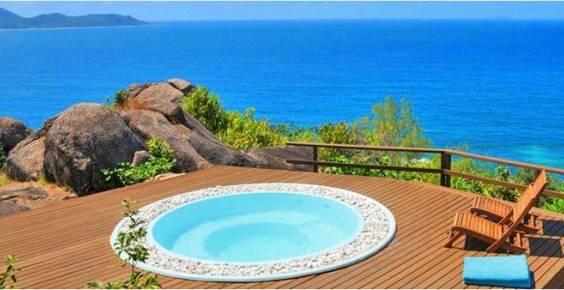 Le Chateau de Feuilles 2 bed villa in Seychelles Main Image