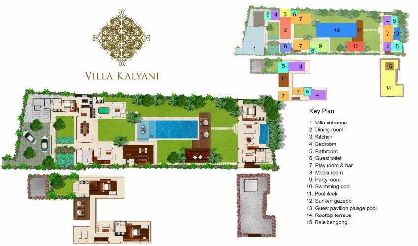 Villa 3224 in Bali Main Image