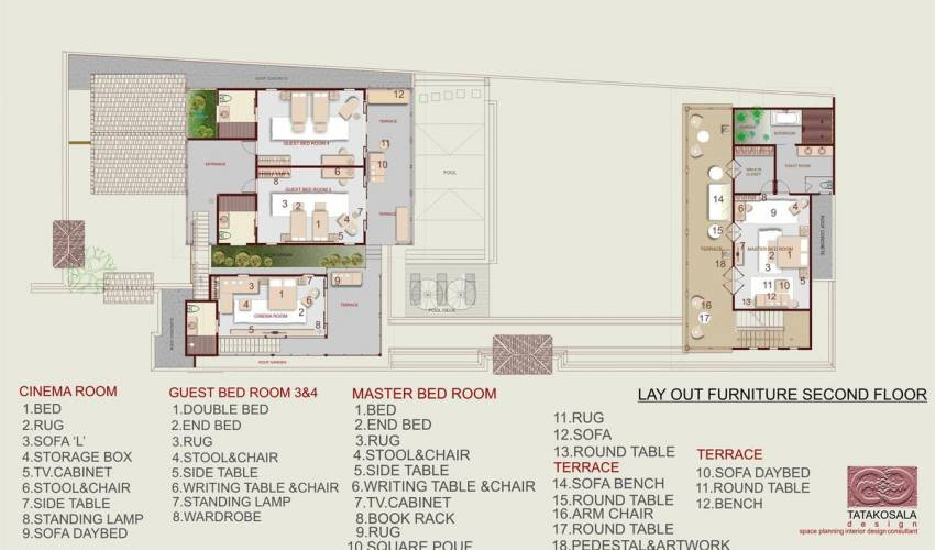 Villa 3473 in Bali Main Image