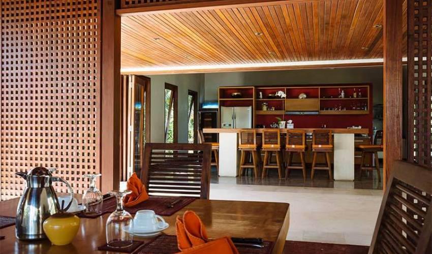 The Anandita Villa | Beachfront Lombok 4 Bedroom Villa, Bali