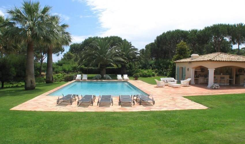 Villa 1801 in France Main Image