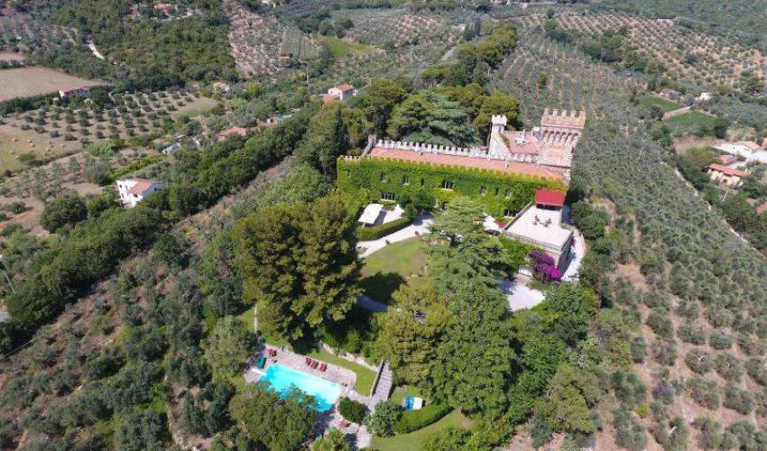 Villa 902 in Italy Main Image
