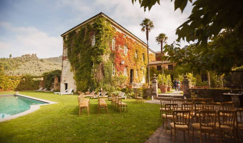 Villa 916 in Italy Main Image