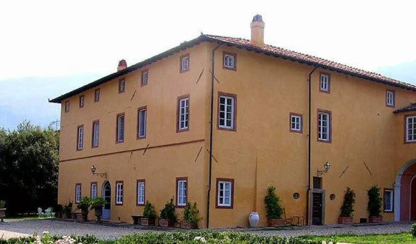 Villa 918 in Italy Main Image