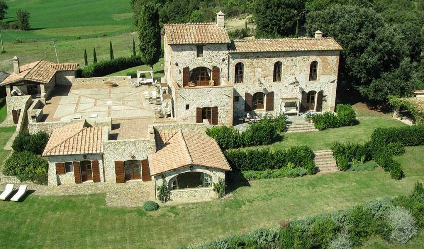 Villa 9185 in Italy Main Image