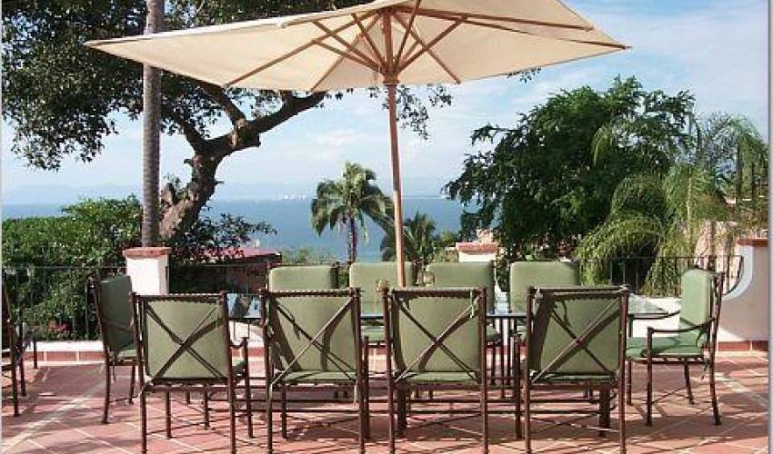 Villa 1528 in Mexico Main Image