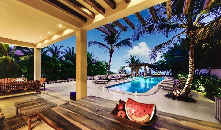 Villa 1539 in Mexico Main Image