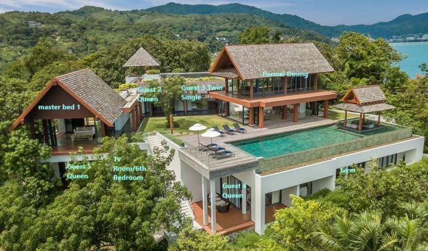 Villa 4186 in Thailand Main Image
