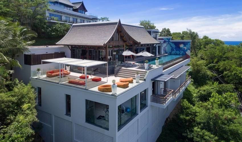Villa 4663 in Thailand Main Image