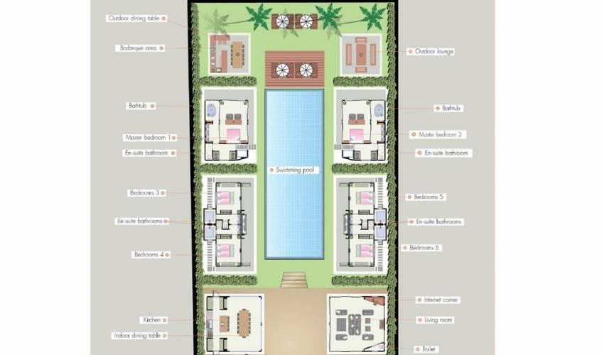 Villa 4156 in Thailand Main Image