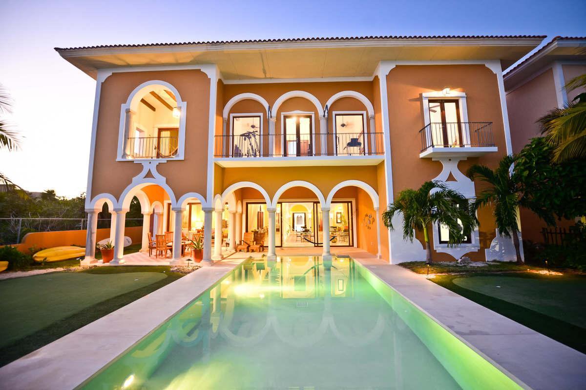 Villa 1550