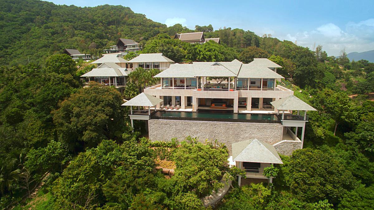 Phuket Villa 4513