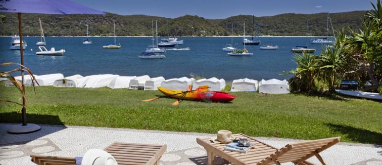Sydney Nth Beaches Villa 5305