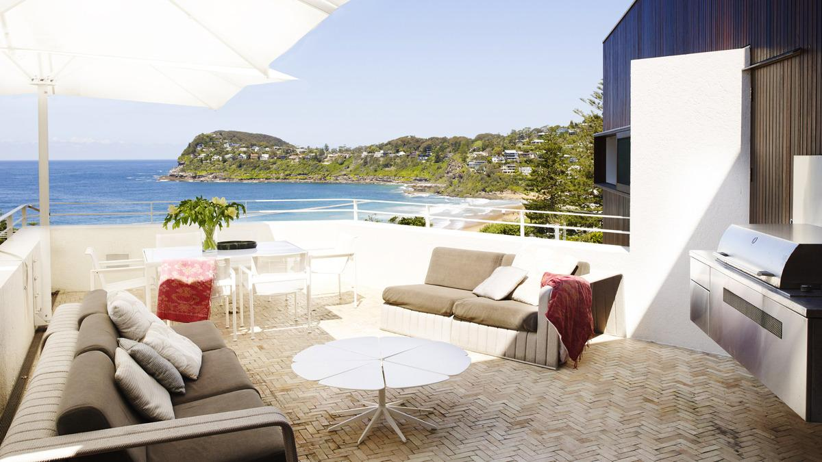 Sydney Nth Beaches Villa 5590