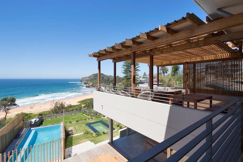 Sydney Nth Beaches Villa 5685
