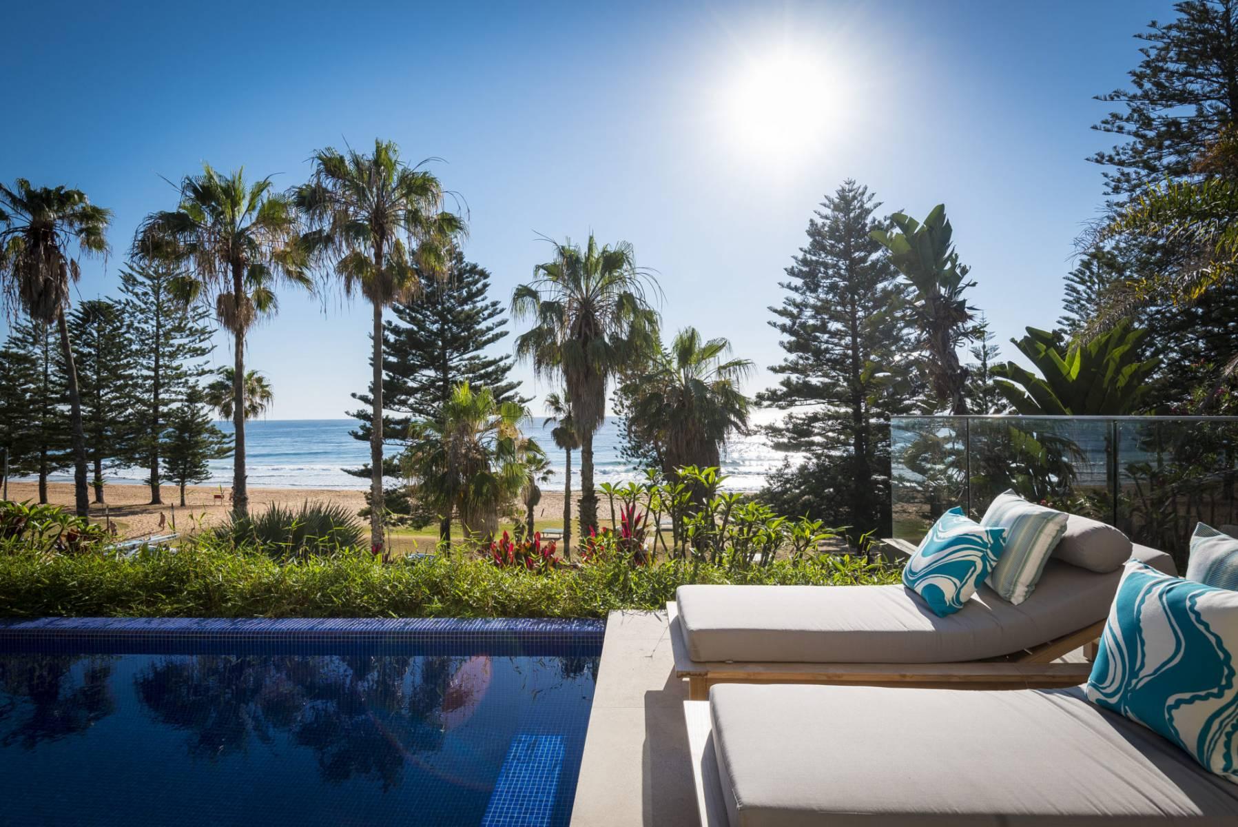 Sydney Nth Beaches Villa 5696