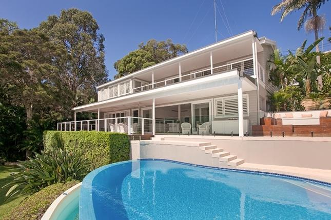 Sydney Nth Beaches Villa 5903