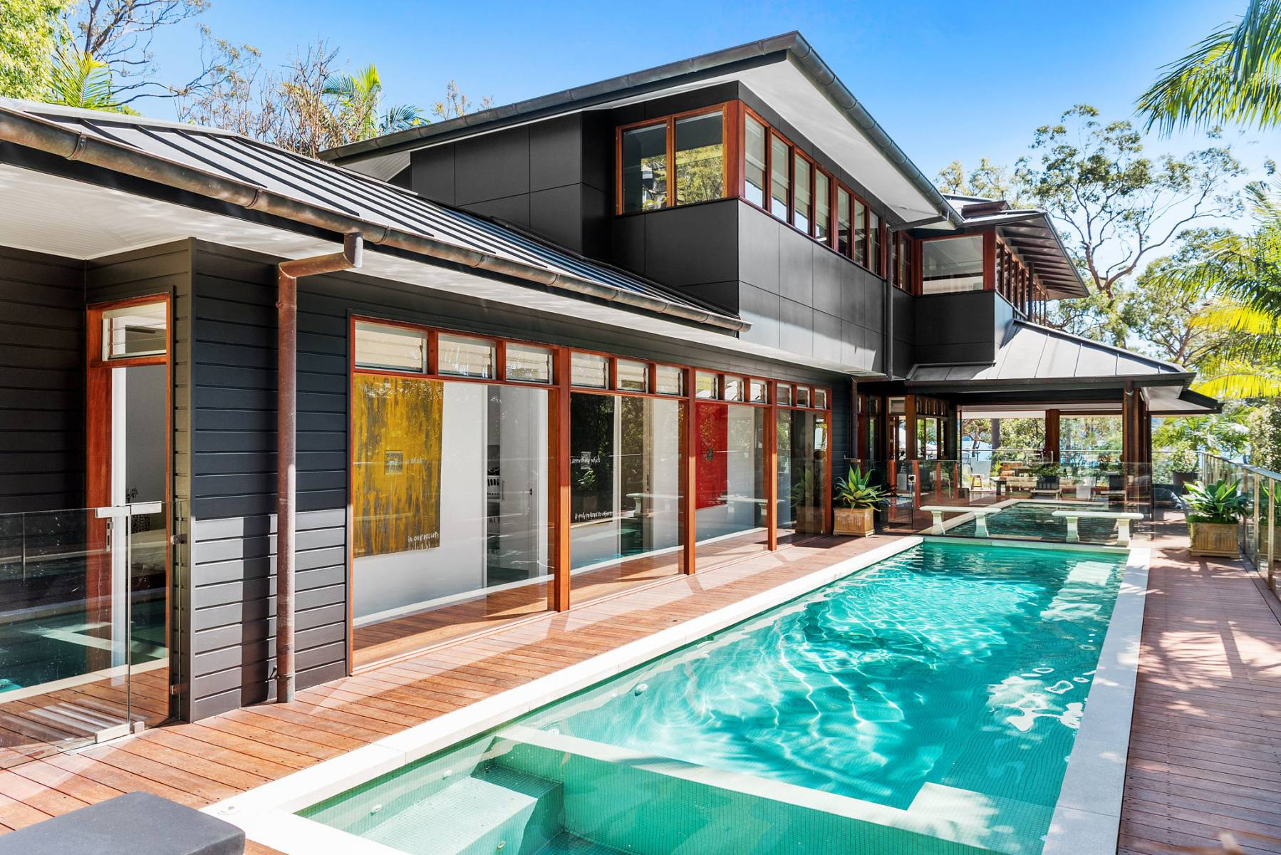 Sydney Nth Beaches Villa 5840