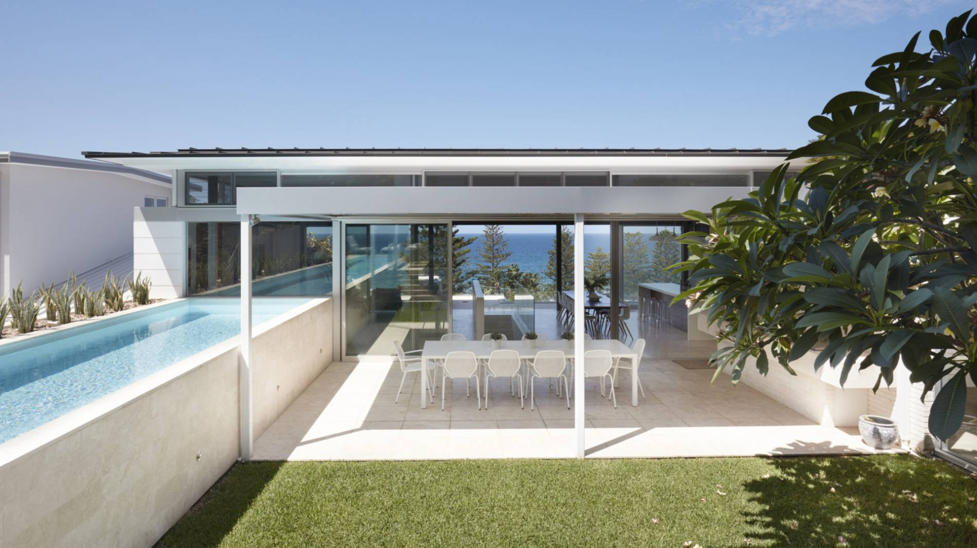 Sydney Nth Beaches Villa 5859
