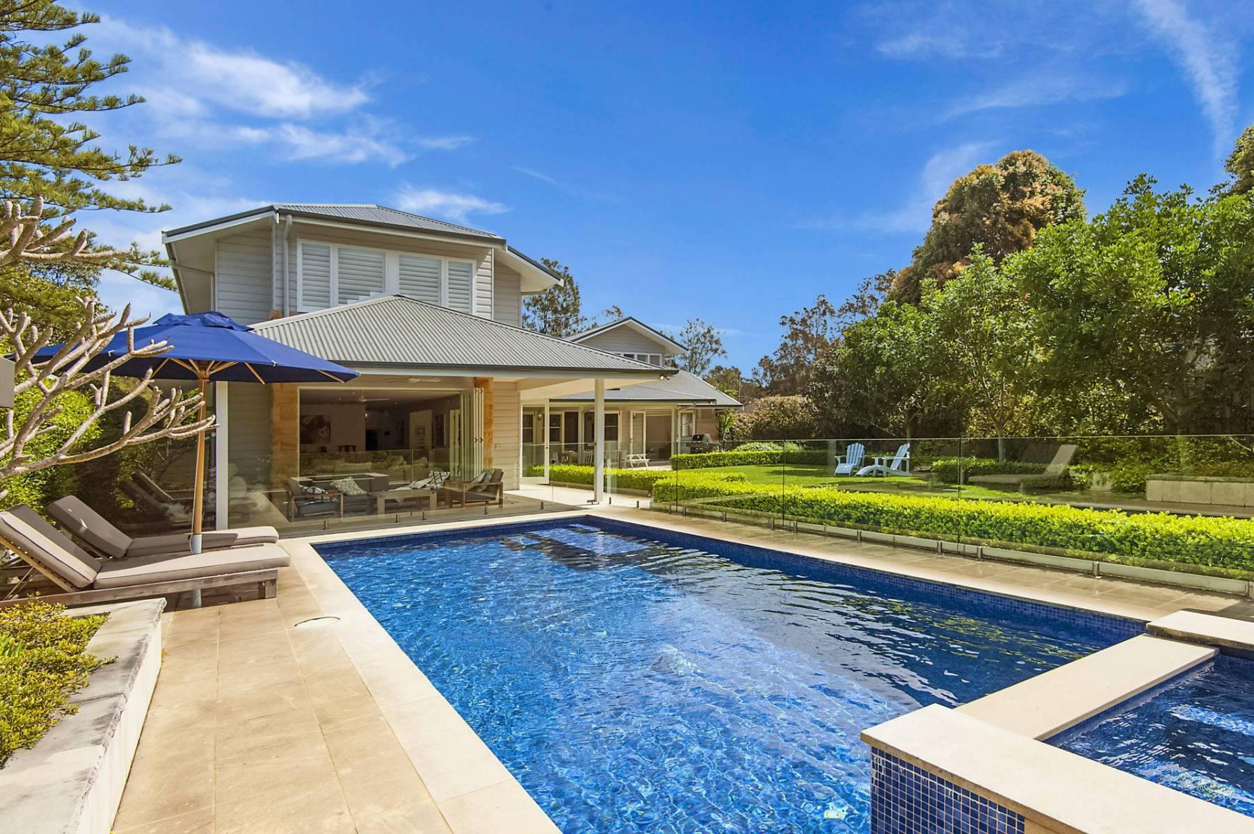 Sydney Nth Beaches Villa 5873