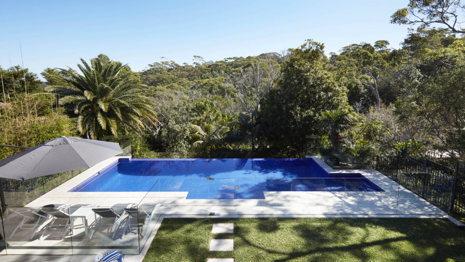 Sydney Nth Beaches Villa 5875