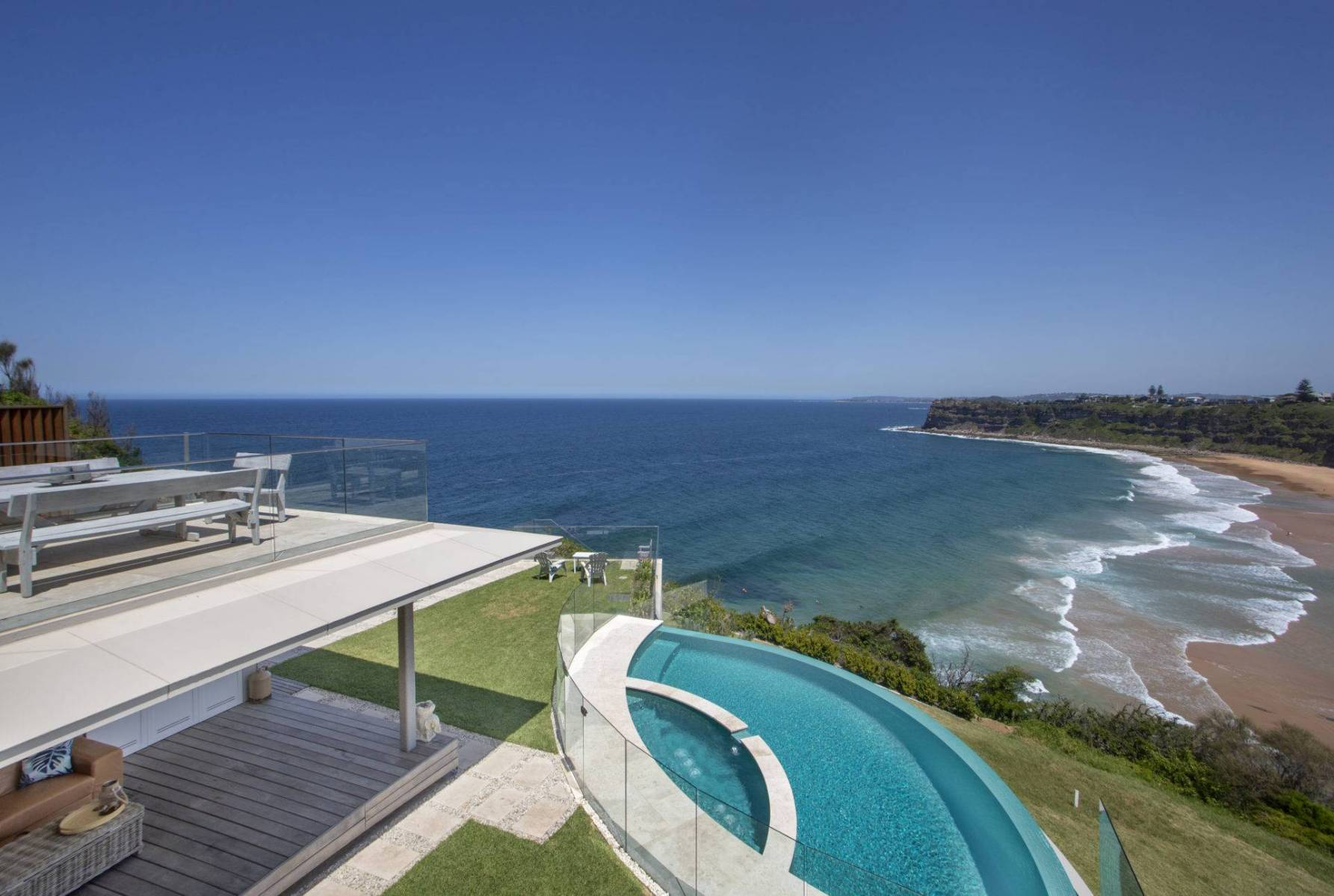 Sydney Nth Beaches Villa 5981