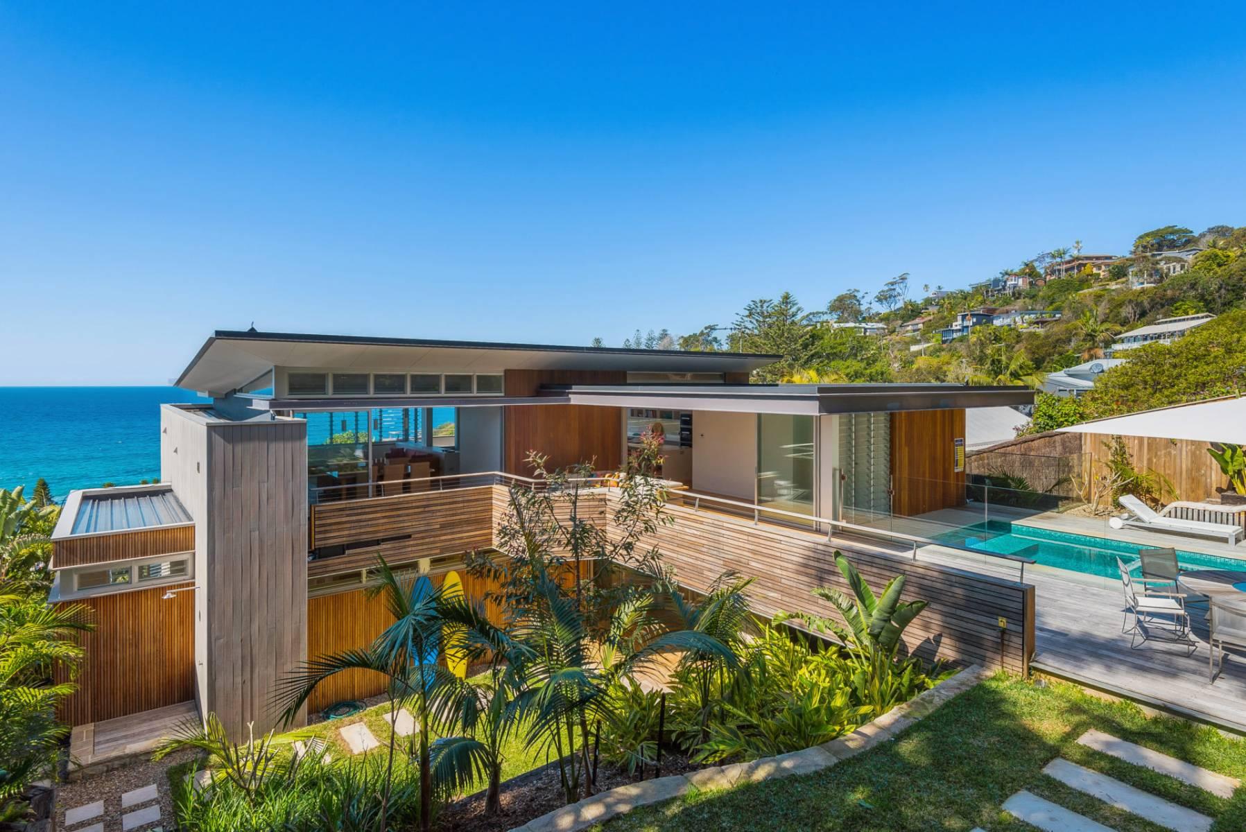 Sydney Nth Beaches Villa 5982