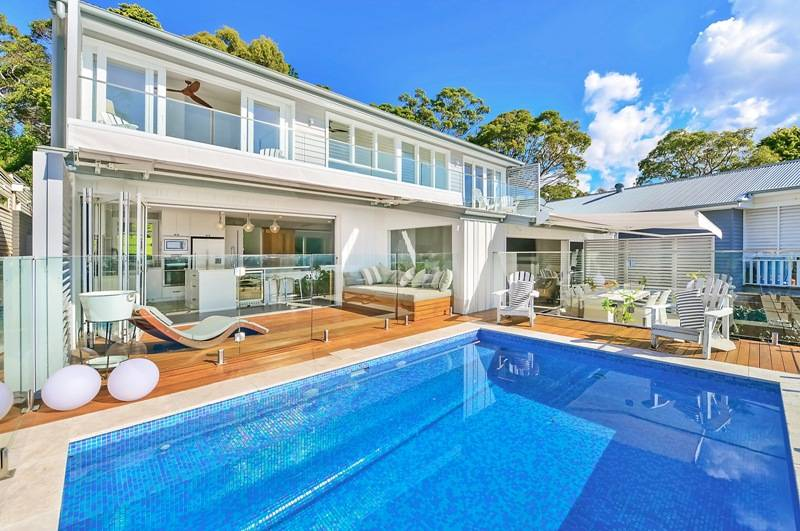 Sydney Nth Beaches Villa 5497