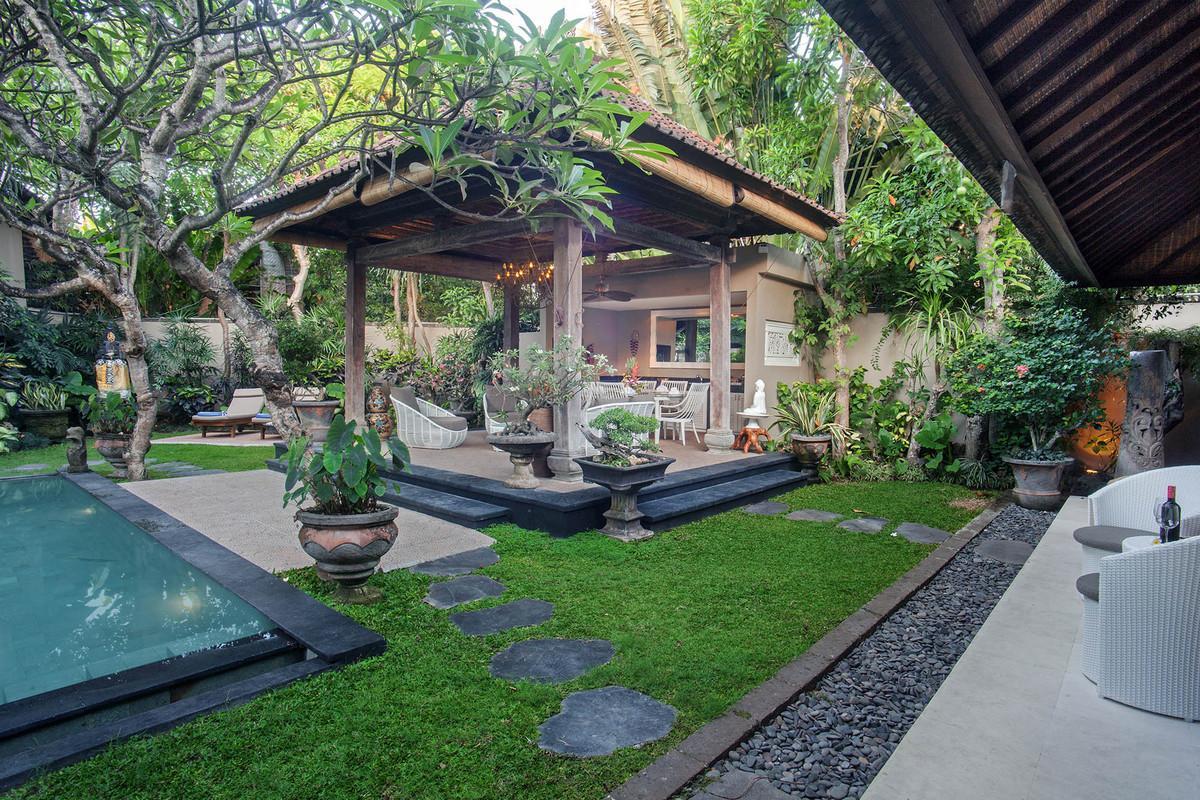 Villa Avalon Ii 2 Bedroom Luxury Canggu Villa Bali