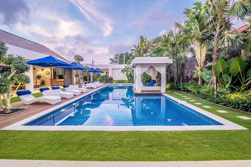 5 Bedroom Family Villa In Seminyak Bali Villagetaways