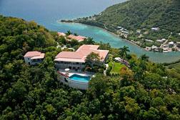 British Virgin Islands Villa 1228