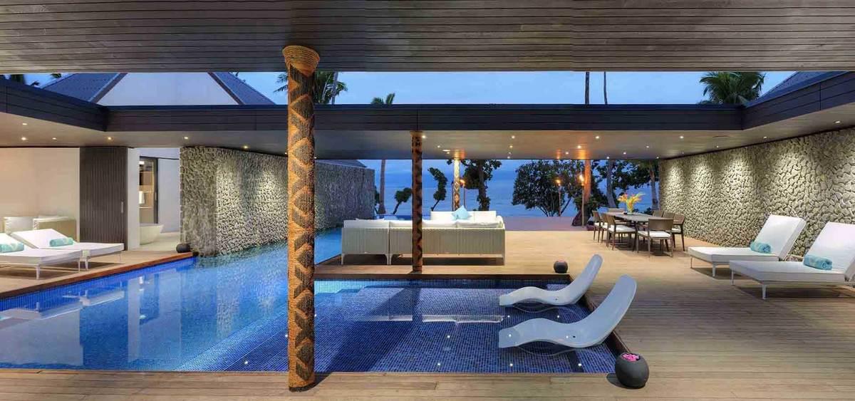 Vomo Island Villa 730