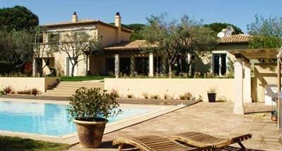 St. Tropez Villa 1031