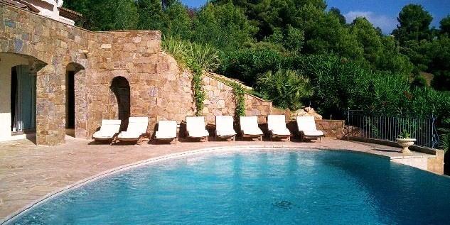 St. Tropez Villa 1054