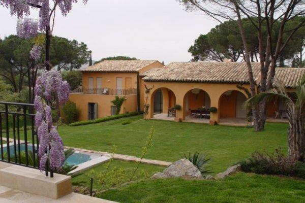 St. Tropez Villa 1087