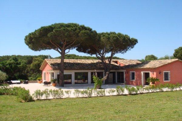 St. Tropez Villa 1817
