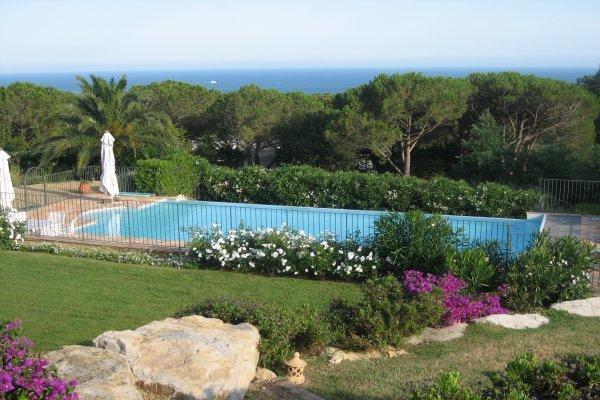 St. Tropez Villa 1844