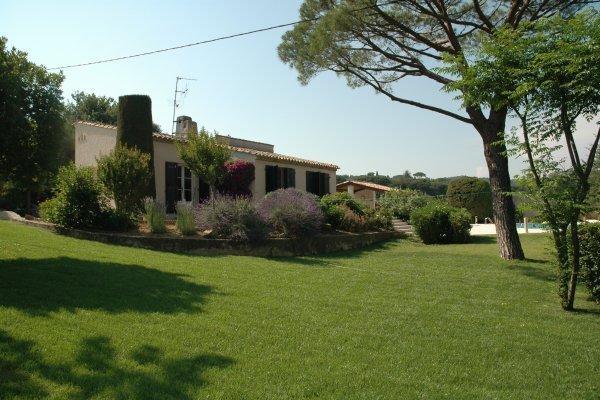St. Tropez Villa 1850