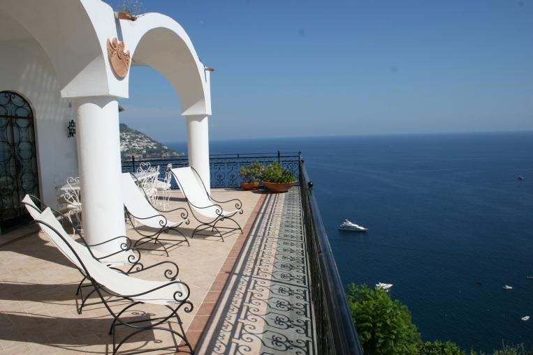 Amalfi Coast Villa 972