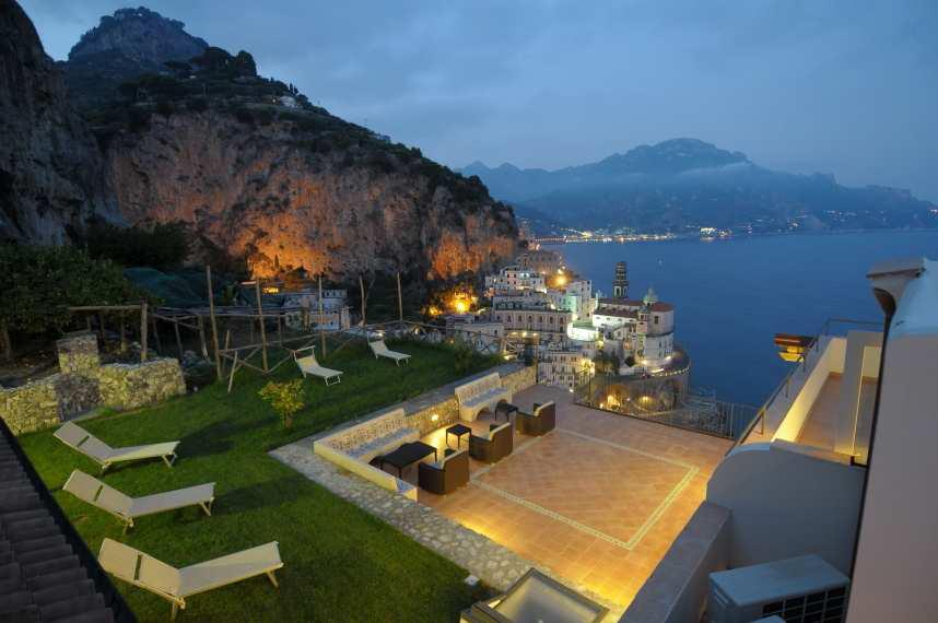 Amalfi Coast Villa 973