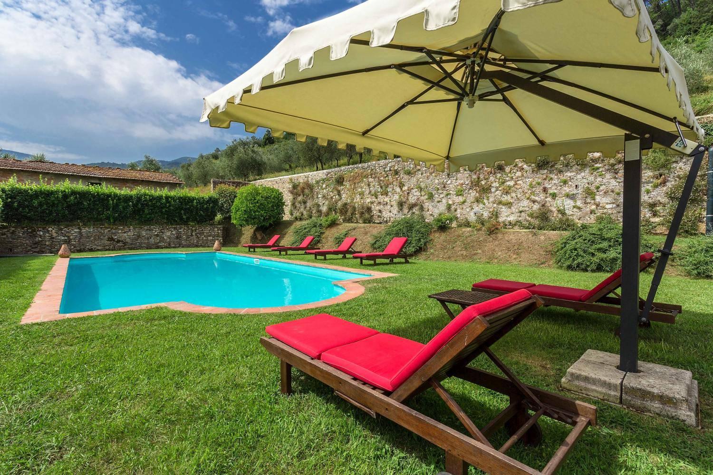 Tuscany Villa 999