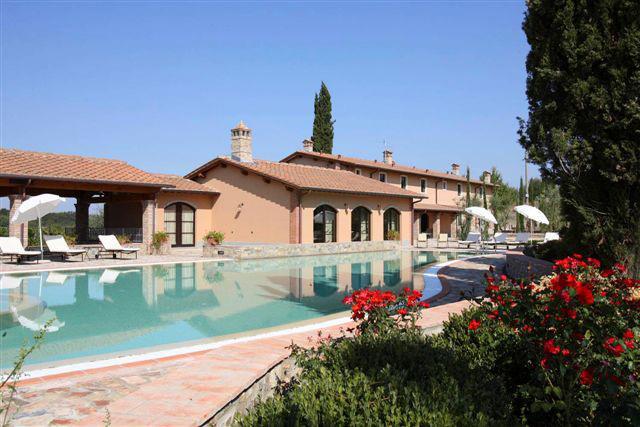 Tuscany Villa 9107