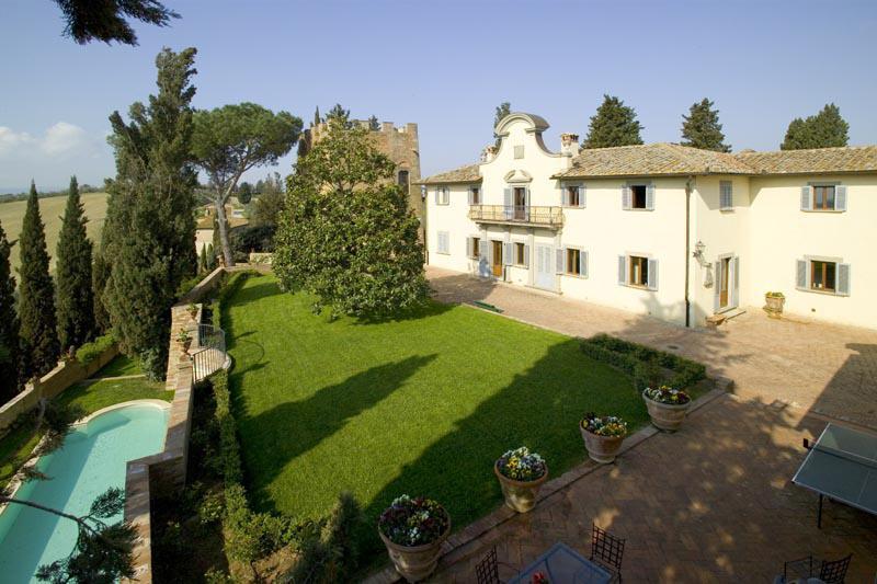 Tuscany Villa 9111