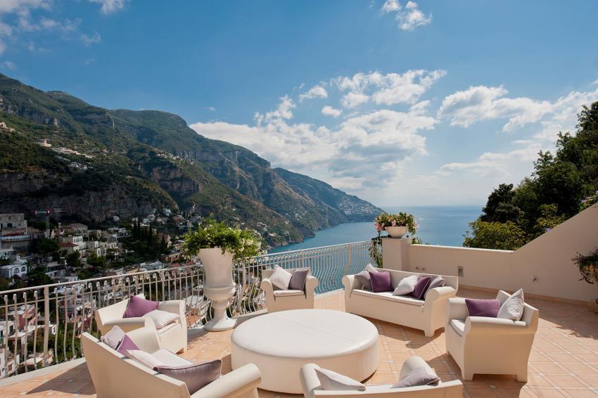 Amalfi Coast Villa 9112