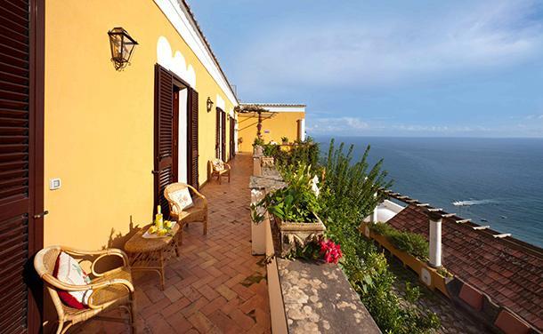 Amalfi Coast Villa 9127