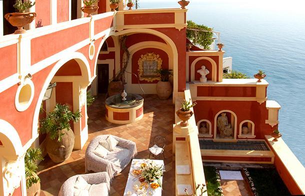 Amalfi Coast Villa 901