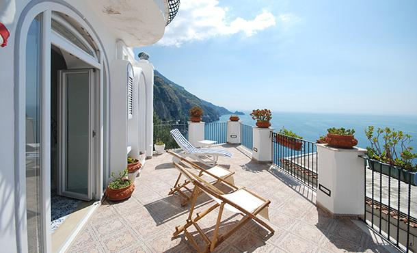 Amalfi Coast Villa 9138